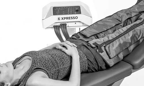 Star Bene Italia | Criocamere Elettriche e Apparecchiature Medicali per Fisioterapia e Riabilitazione a Milano | prodotto Winback Xpresso Pressoterapia
