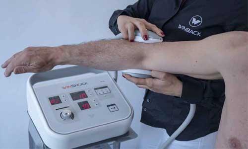 Star Bene Italia | Criocamere Elettriche e Apparecchiature Medicali per Fisioterapia e Riabilitazione a Milano | prodotto Winshock Thermo Cryo